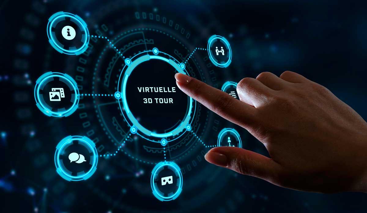 Virtuelle 3D Tour: Mit diesen Add-Ons steigern Sie Informationsgehalt und Mehrwert
